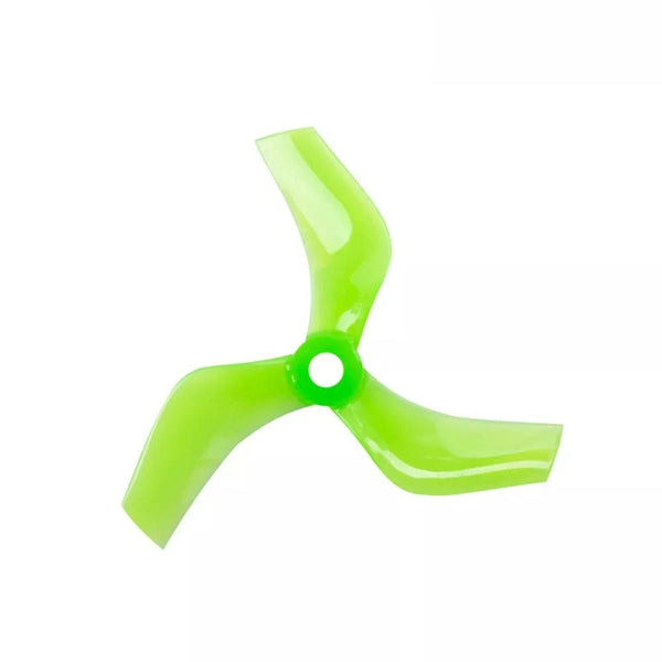 Gemfan 75mm Micro Ducted 3-Blade Propellers (Set of 4) Green