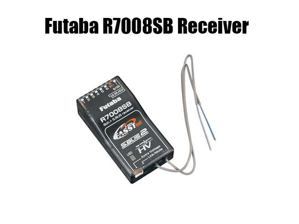 Futaba R7008SB S.Bus2 FASSTest Receiver for 14SG/18MZ/18SZ