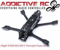 "iFlight Titan DC5 HD 5"" Freestyle Frame for DJI"
