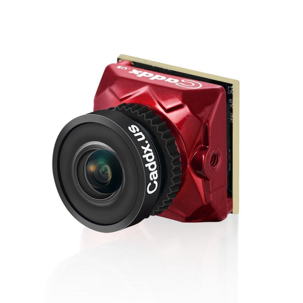 Caddx Ratel Starlight 1200TVL HDR Low-Light Micro FPV Camera 2.1mm lens RED