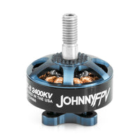 Lumenier 2207-8 2400KV JohnnyFPV V2 Motor Blue