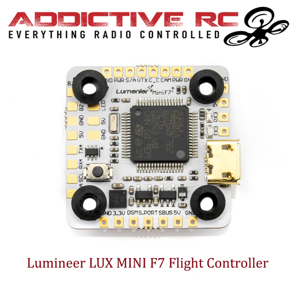 Lumenier LUX MINI F7 Flight Controller