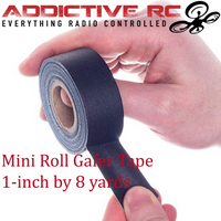 Mini Gaffer Tape Roll 1 inch by 8 yards