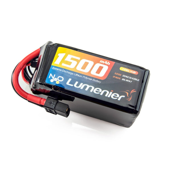 Lumenier N2O 1500mAh 4s 120c Lipo Battery