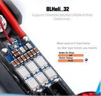 SucceX 60A Plus BLHeli32 ESC Single (1pcs.)