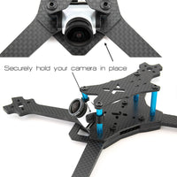 Universal FPV Camera Mounts 4pcs (Rubber 5mm)