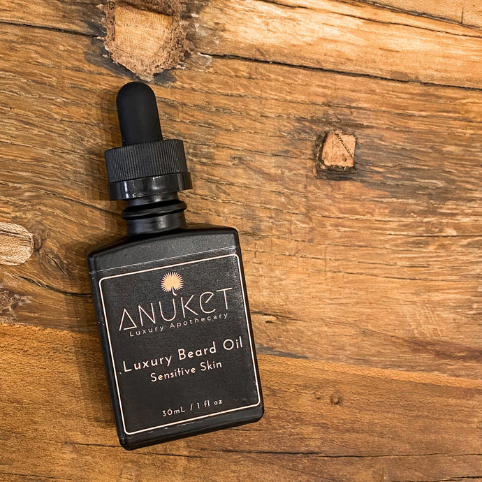 NEW Luxury Beard Oil- Sensitive Skin