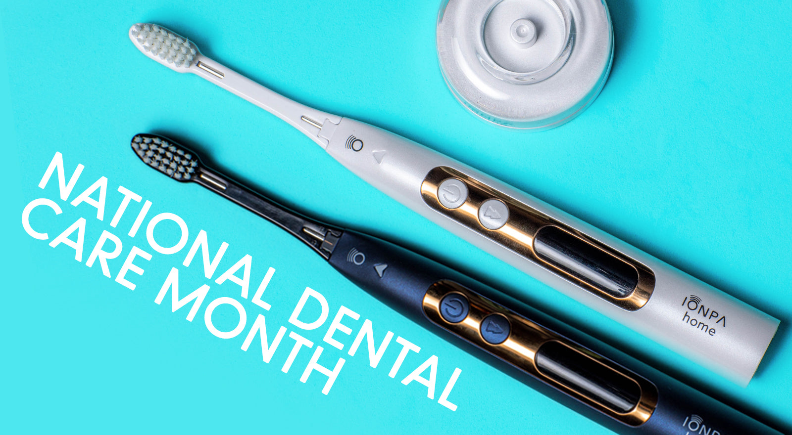 Happy National Dental Care Month!