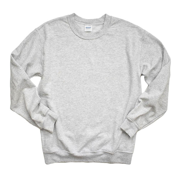 GILDAN UNISEX SWEATSHIRT <br />unisex classic fit - humanKIND shop with a purpose