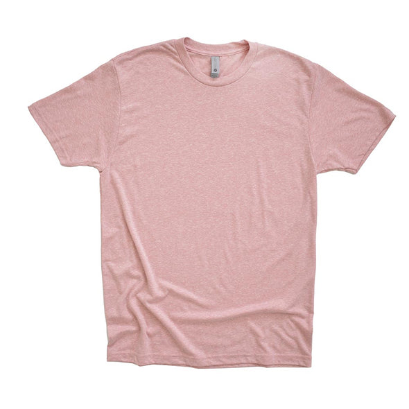 WOOD OAKS NEXT LEVEL UNISEX TRIBLEND TEE classic fit - humanKIND shop with a purpose