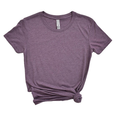 NEXT LEVEL WOMEN'S TRIBLEND TEE slim fit - humanKIND shop with a purpose
