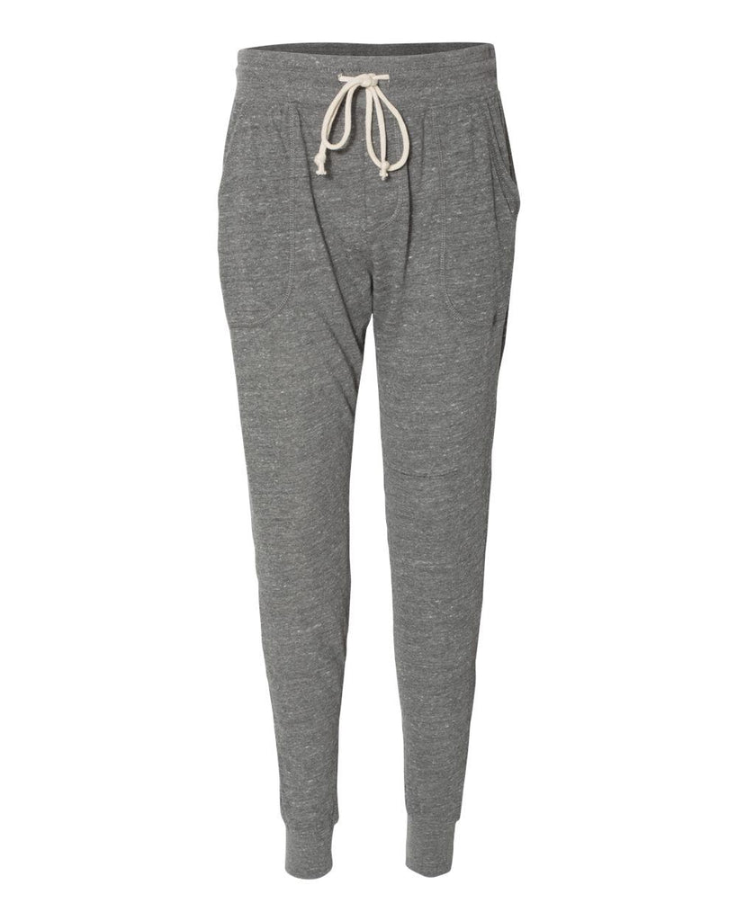 WOMEN'S ECO-JERSEY JOGGER PANTS <BR/>Alternative Apparel <br />slim fit