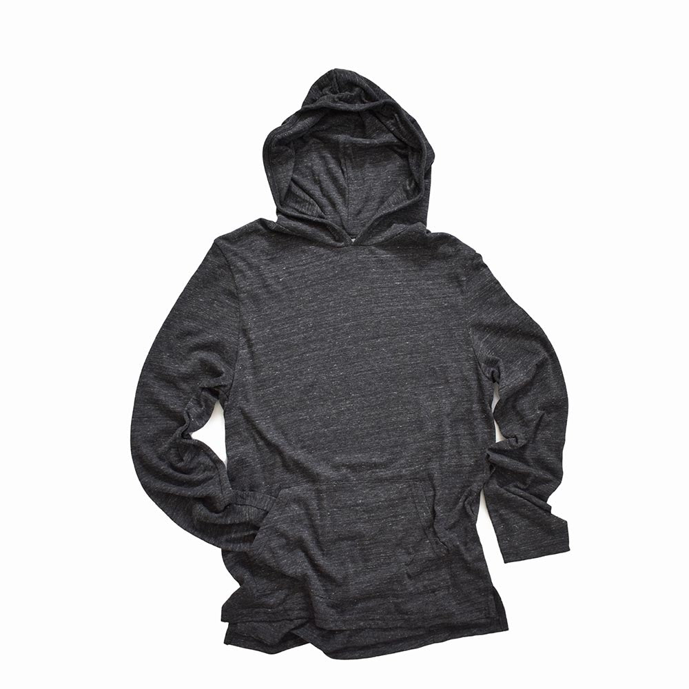 ALTERNATIVE UNISEX ECO JERSEY PULLOVER HOODIE (Clearance) slim fit - humanKIND shop with a purpose