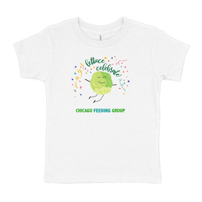 LETTUCE CELEBRATE CHICAGO FEEDING GROUP <br />TODDLER TEE