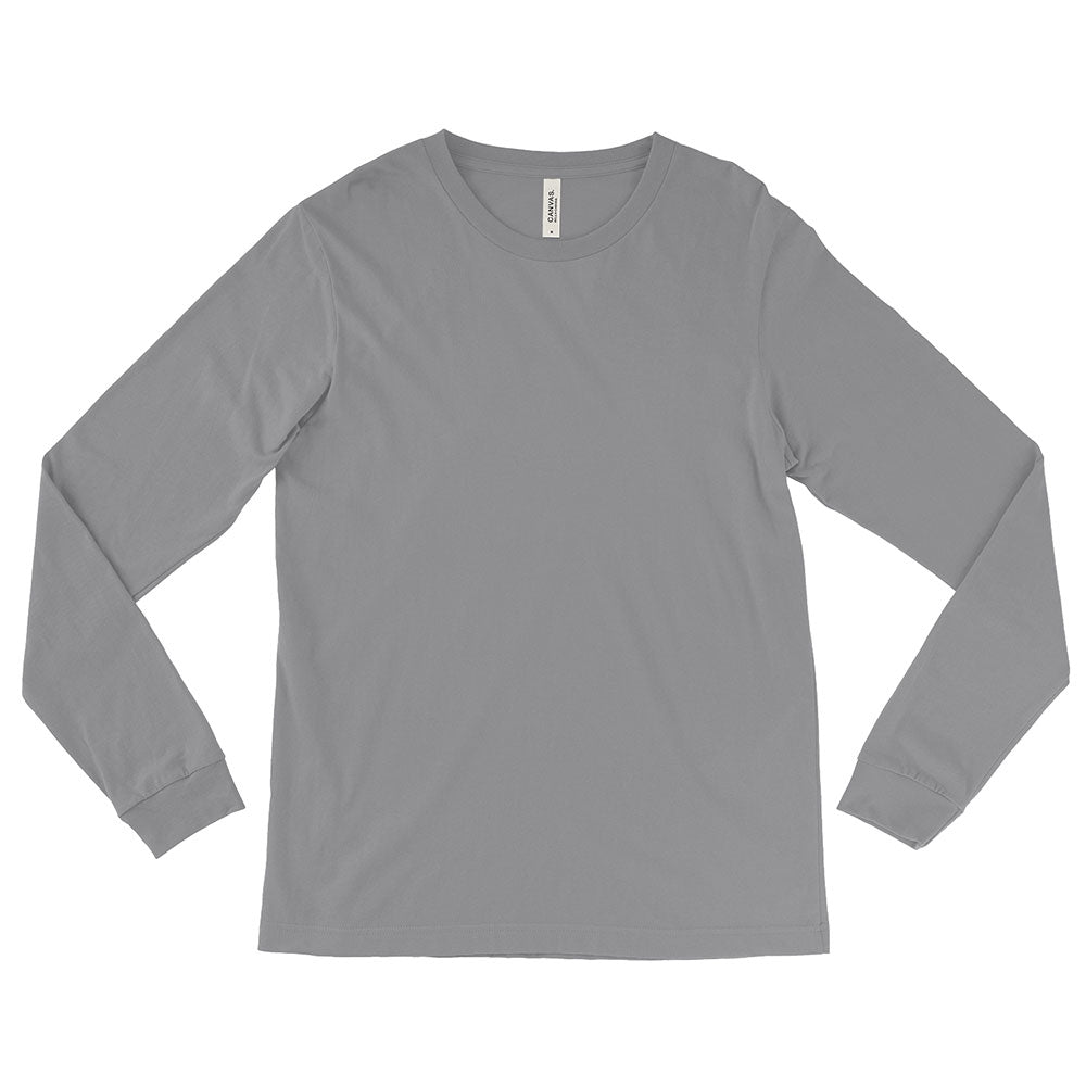 BELLA + CANVAS UNISEX LONG SLEEVE TEE (Clearance)<br/>classic fit - humanKIND shop with a purpose
