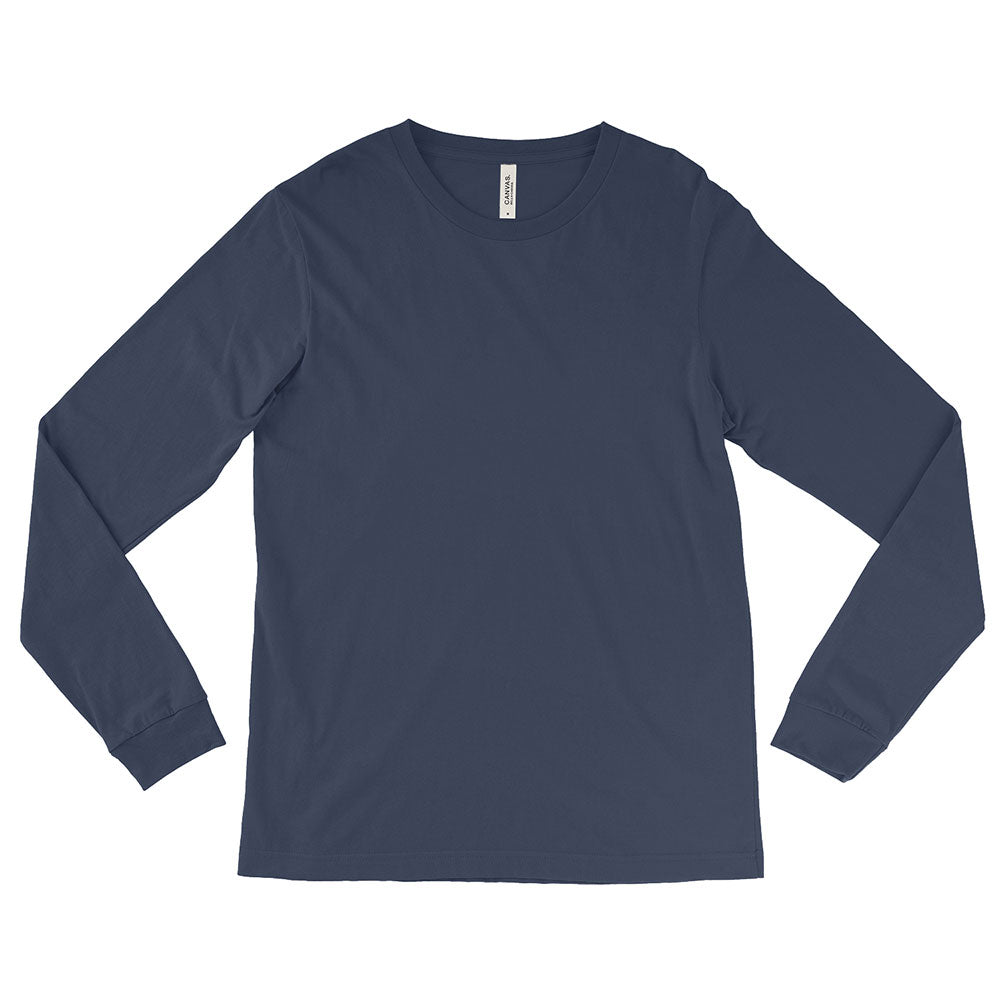 BELLA + CANVAS YOUTH LONG SLEEVE TEE (Clearance)<br />classic fit - humanKIND shop with a purpose