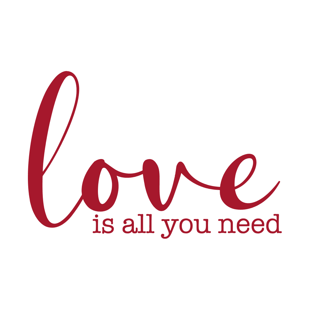 BEATLES- LOVE IS ALL YOU NEED