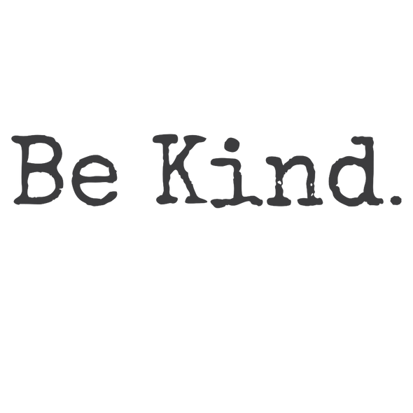 BE KIND - humanKIND shop with a purpose