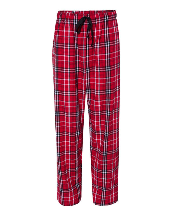 NORTHWOOD MIDDLE SCHOOL ADULT BOXERCRAFT FLANNEL PANTS