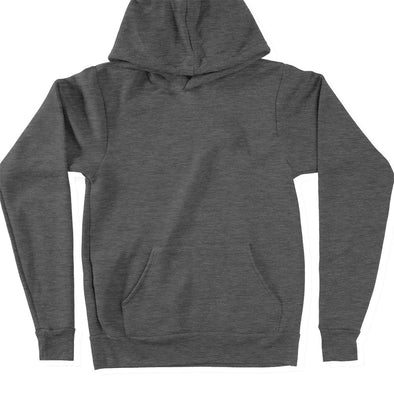 BELLA + CANVAS YOUTH FLEECE HOODIE (In Stock)<br />classic fit - humanKIND shop with a purpose