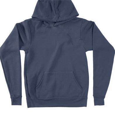 BELLA + CANVAS YOUTH FLEECE HOODIE<BR /> classic fit - humanKIND shop with a purpose