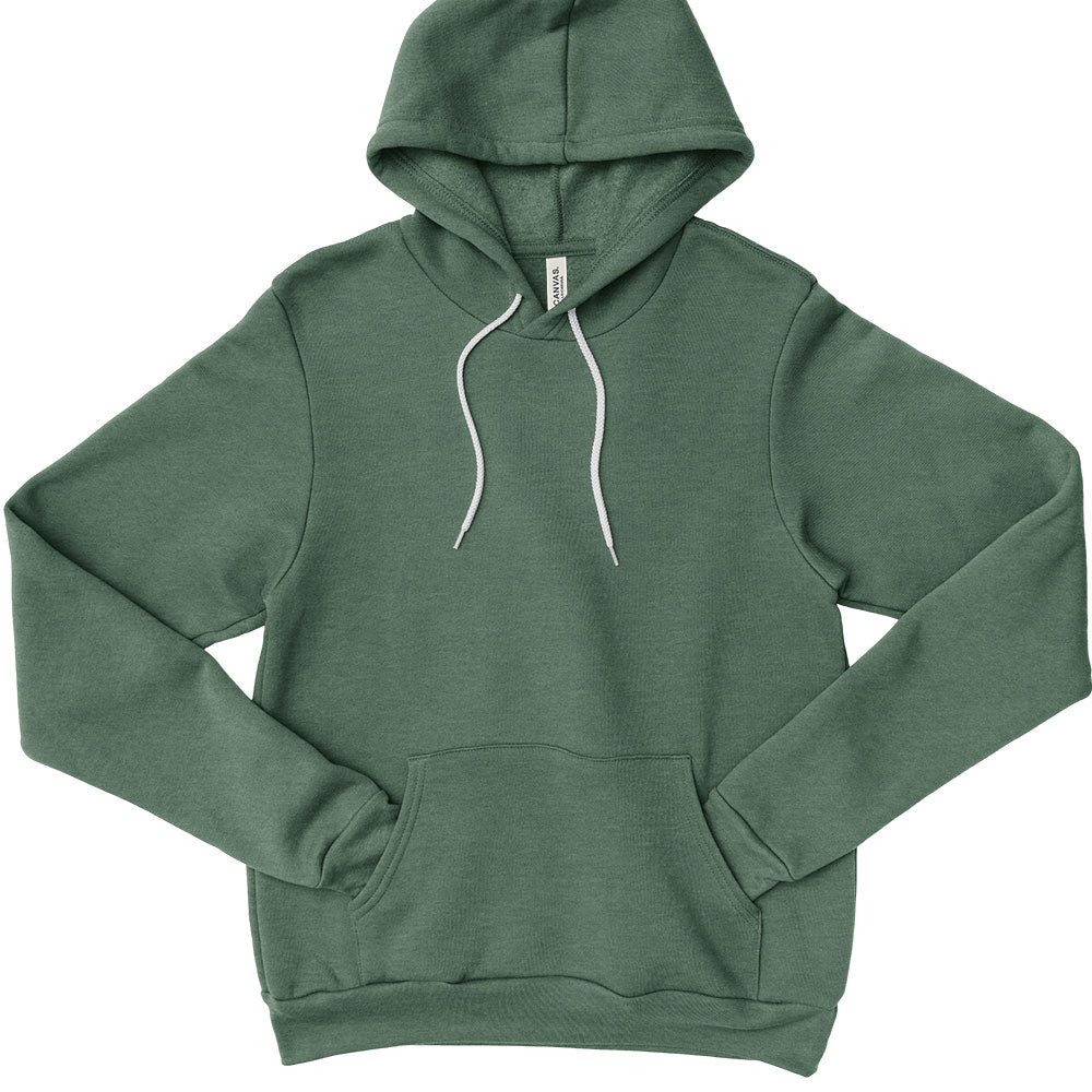 WOOD OAKS JUNIOR HIGH UNISEX FLEECE HOODIE classic fit - humanKIND