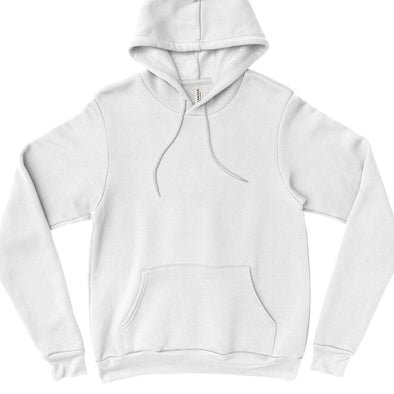 UNISEX FLEECE HOODIE (In Stock) <br />Bella + Canvas<br />classic fit - humanKIND shop with a purpose