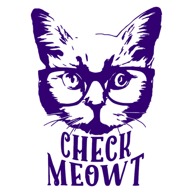 CAT- CHECK MEOWT - humanKIND shop with a purpose