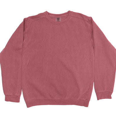 UNISEX CREWNECK SWEATSHIRT <br />comfort colors - humanKIND shop with a purpose