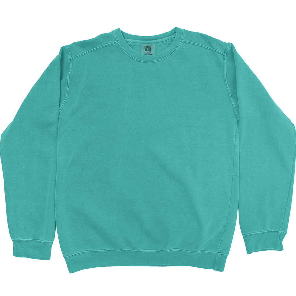COMFORT COLORS UNISEX SWEATSHIRT (Clearance)<br />boxy fit - humanKIND