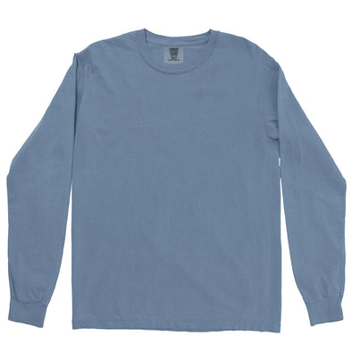 COMFORT COLORS UNISEX LONG SLEEVE TEE <br />boxy fit - humanKIND shop with a purpose