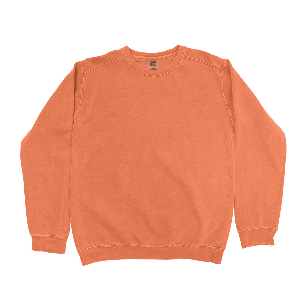 COMFORT COLORS YOUTH CREWNECK SWEATSHIRT (Clearance)<br />boxy fit - humanKIND shop with a purpose