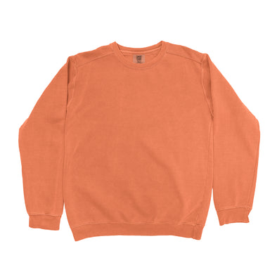 COMFORT COLORS YOUTH CREWNECK SWEATSHIRT (Sale)<br />boxy fit - humanKIND shop with a purpose