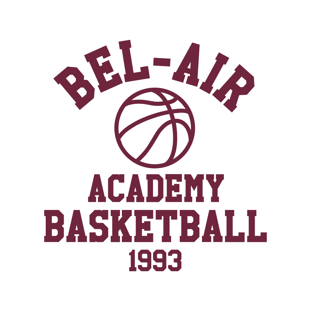 FRESH PRINCE OF BEL AIR- BEL AIR ACADEMY BASKETBALL