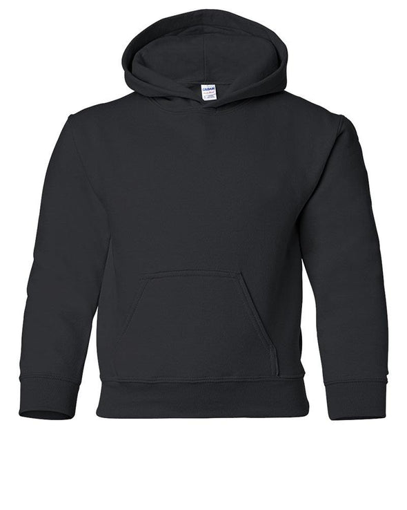 GILDAN YOUTH HOODIE <br />classic fit - humanKIND shop with a purpose