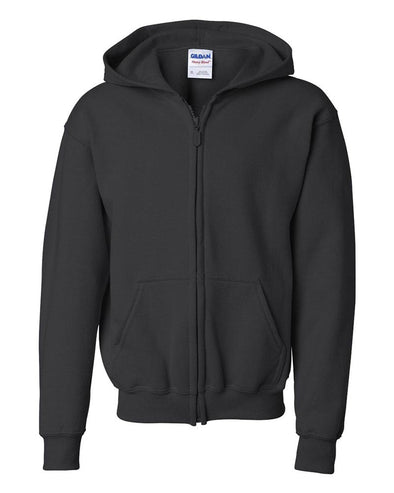 YOUTH ZIP HOODIE <br />classic fit - humanKIND shop with a purpose
