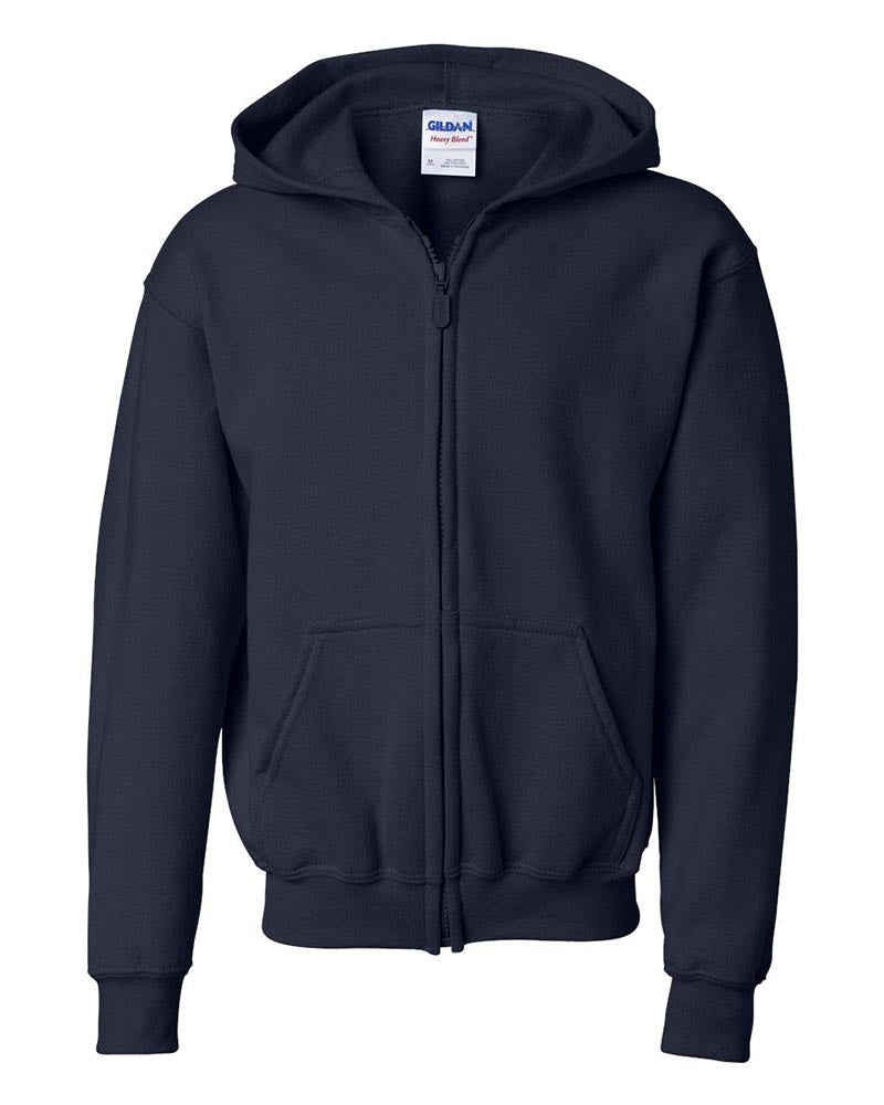 MIDDLEFORK ELEMENTARY SCHOOL <br /> youth zip hoodie<br />classic fit