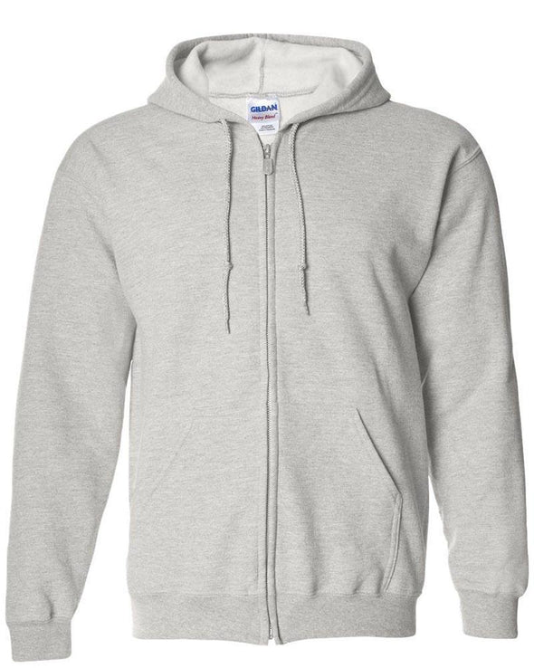 GILDAN UNISEX ZIP HOODIE<br /> classic fit - humanKIND shop with a purpose