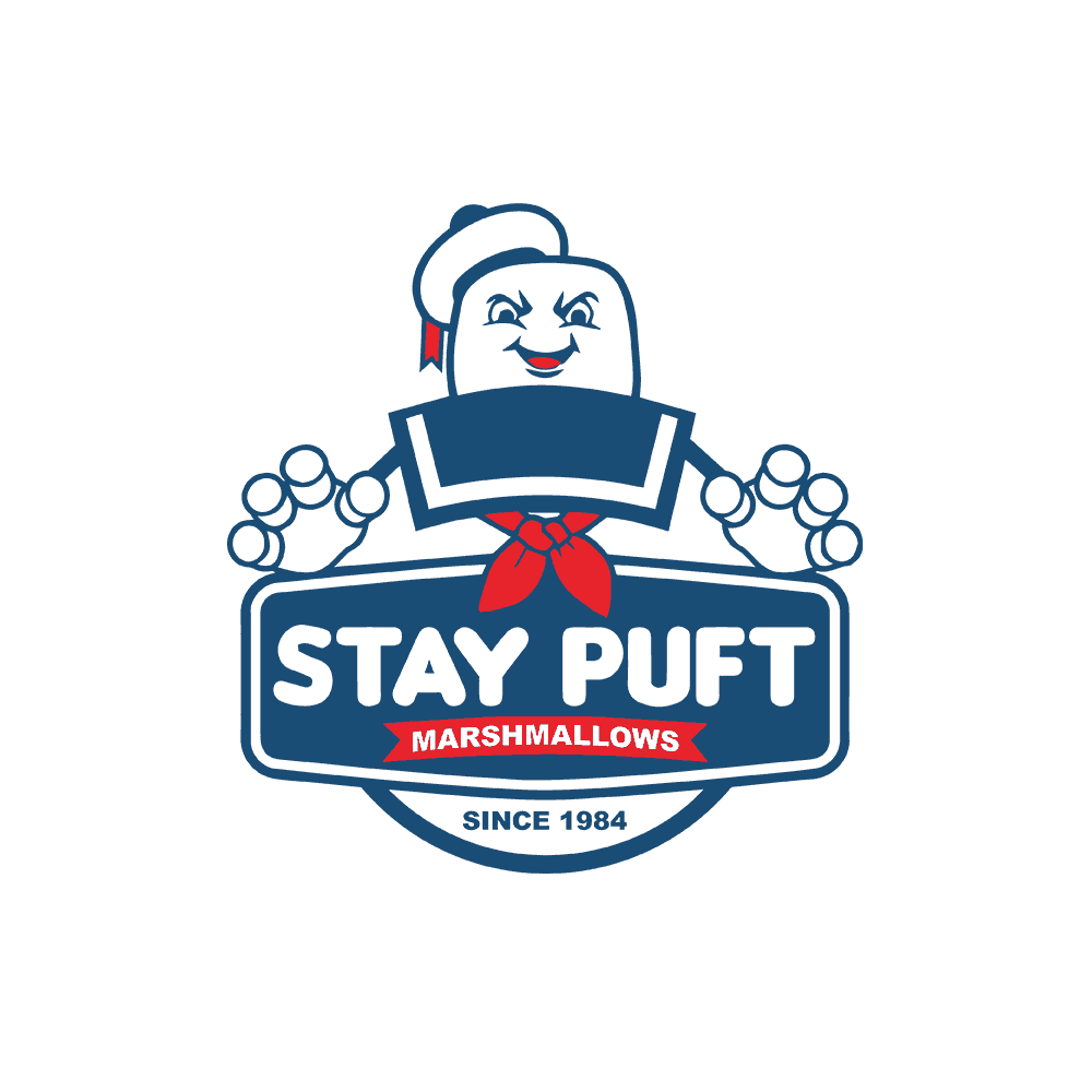 GHOSTBUSTERS- STAY PUFT MARSHMALLOWS