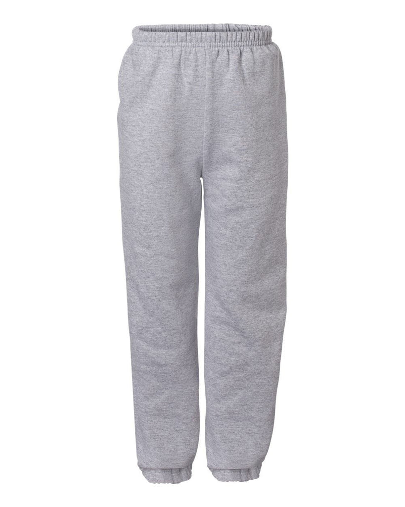 YOUTH SWEATPANTS (In Stock)<br />Gildan</br />generous fit - humanKIND shop with a purpose