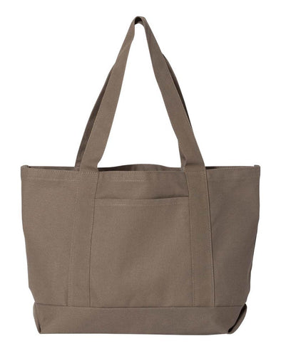 LIBERTY BAGS CANVAS TOTE - humanKIND shop with a purpose
