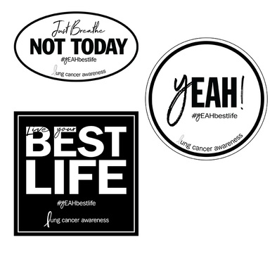 yeahBestLife™ Car Magnets - humanKIND shop with a purpose