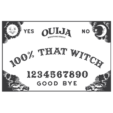 OUIJA 100% THAT WITCH