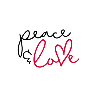 PEACE AND LOVE - humanKIND shop with a purpose