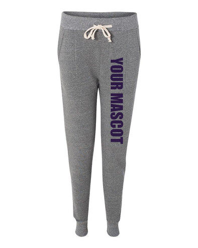 YOUR TEAM WOMEN'S JOGGER PANTS <BR/>alternative apparel - humanKIND shop with a purpose