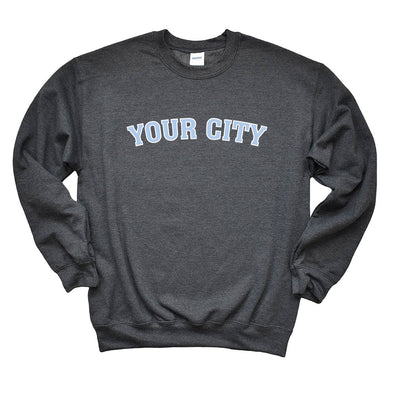 YOUR CITY ARC <Br />UNISEX SWEATSHIRT  <Br />classic fit