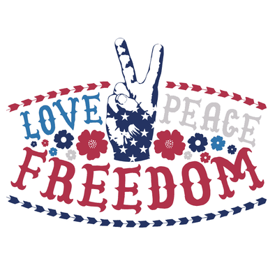 LOVE PEACE FREEDOM - humanKIND shop with a purpose