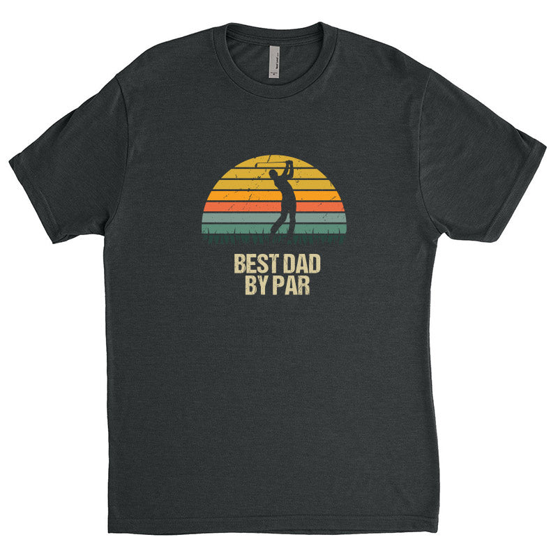 BEST DAD BY PAR SUNSET - humanKIND shop with a purpose