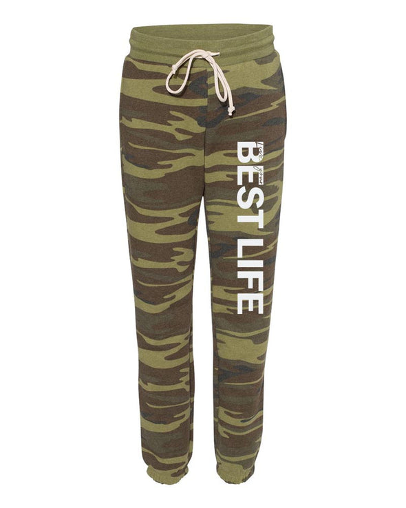yeahBestLife™ WOMEN'S CLASSIC ECO-FLEECE PANT <BR/>alternative apparel - humanKIND shop with a purpose