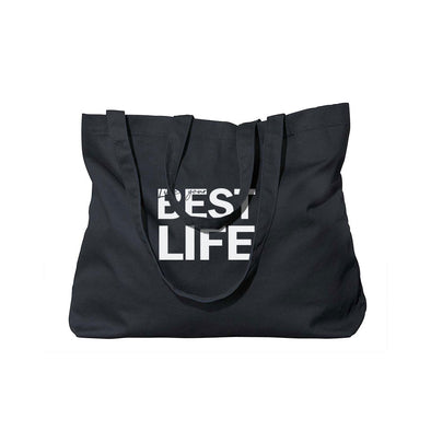 yEAHbestlife <br />organic cotton large twill tote <br />econscious - humanKIND shop with a purpose